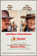 "Movie Posters:Western, Big Jake (National General, 1971). One Sheet (27"" X 41""). Western.. ..."