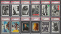 Non-Sport Cards:Lots, 1950's-60's Non-Sports Military, Political-Theme Card Collection(110+) ...