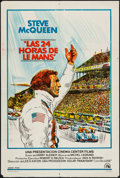 """Movie Posters:Sports, Le Mans (20th Century Fox, 1971). Argentinean Poster (29"""" X 43""""). Sports.. ..."""