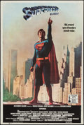 """Movie Posters:Action, Superman the Movie (Warner-Columbia, 1979). Argentinean Poster (29""""X 43""""). Action.. ..."""