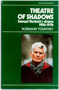 Books:Books about Books, Rosemary Pountney. INSCRIBED. Theatre of Shadows. Gerrards Cross: Colin Smythe, [1988]. First British edition. Ins...
