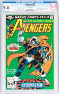 Modern Age (1980-Present):Superhero, The Avengers #196 (Marvel, 1980) CGC NM/MT 9.8 White pages....