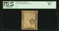 Colonial Notes:Pennsylvania, Pennsylvania April 25, 1776 4d PCGS Choice New 63.. ...