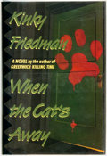 Books:Mystery & Detective Fiction, Kinky Friedman. INSCRIBED. When the Cat's Away. New York:Beech Tree Books, [1988]. First edition. Inscribed by th...