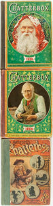 Books:Periodicals, [Periodicals]. Group of Three Bound Volumes of Belford'sChatterbox. Various publishers and dates. Publisher's p...(Total: 3 Items)
