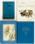 Books:Children's Books, [Children's Books]. Group of Four Children's Books. Variouspublishers and dates. Includes two first editions. Three large o...(Total: 4 Items)