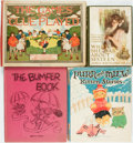 Books:Children's Books, [Children's Books]. Group of Four Children's Books. Variouspublishers and dates. Includes one first edition (The Gamesth... (Total: 4 Items)
