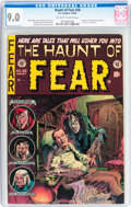 Golden Age (1938-1955):Horror, Haunt of Fear #26 (EC, 1954) CGC VF/NM 9.0 Off-white to whitepages....