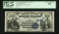 National Bank Notes:Pennsylvania, Pittsburgh, PA - $20 1882 Date Back Fr. 552 The Duquesne NB Ch. # (E)2278. ...