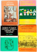 Books:Travels & Voyages, [Central America]. Group of Four Books on Central American Travel and Exploration. Various publishers and dates. Including:... (Total: 4 Items)