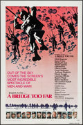 """Movie Posters:War, A Bridge Too Far & Other Lot (United Artists, 1977). One Sheet (27"""" X 41"""") & Trimmed One Sheet (27"""" X 40"""") Style B & Regular... (Total: 2 Items)"""