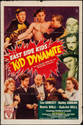 "Movie Posters:Comedy, Kid Dynamite (Astor, R-1949). One Sheet (27"" X 41""). Comedy.. ..."