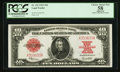 Large Size:Legal Tender Notes, Fr. 123 $10 1923 Legal Tender PCGS Apparent Choice About New 58.....
