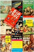 Books:Pulps, [Vintage Paperbacks]. Group of Ten Vintage Pocket Books Paperbacks.New York: Pocket Books, [1950s]. Includes works by Maria... (Total:10 Items)