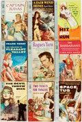 Books:Pulps, [Vintage Paperbacks]. Group of Nineteen Vintage Pocket BooksPaperbacks. New York: Pocket Books, [1950-60s]. Includes works ...(Total: 19 Items)