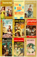 Books:Pulps, [Vintage Paperbacks]. Group of Forty-Two Vintage Giant CardinalEdition Paperbacks. New York: Pocket Books, [1950-60s]. Incl...(Total: 42 Items)