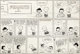 Charles Schulz Peanuts Football-Themed Sunday Comic Strip Original Art dated 9-10-61 (United Feature Syndicate, 19