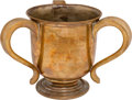 Golf Collectibles:Miscellaneous, 1909 Beaver Brook Golf Links Three-Handled Trophy....