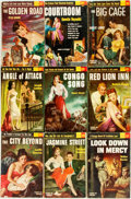 Books:Pulps, [Vintage Paperbacks]. Group of Nine Vintage G-Series PopularLibrary Paperbacks. New York: Popular Library, [1950s]. Include...(Total: 9 Items)