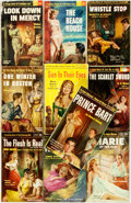 Books:Pulps, [Vintage Paperbacks]. Group of Ten Vintage Popular LibraryPaperbacks. New York: Popular Library, [1950s]. Includes worksby... (Total: 10 Items)