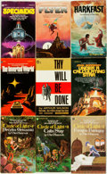 Books:Pulps, [Vintage Paperbacks]. Group of Vintage Popular Library Paperbacks.New York: Popular Library, [1960-80s]. Includes works by... (Total:40 Items)
