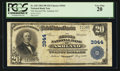 National Bank Notes:Kentucky, Ashland, KY - $20 1902 Plain Back Fr. 652 The Second NB Ch. # 3944....
