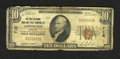 National Bank Notes:Kentucky, Covington, KY - $10 1929 Ty. 1 The First NB & TC Ch. # 718.H.J. Humpert and E.S. Lee managed the largest of two nationa...