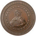 Expositions and Fairs, 1893 World's Columbian Exposition, Christopher Columbus, MS64 BrownNGC. Eglit-55....