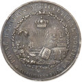 Coins of Hawaii, Undated Royal Hawaiian Agricultural Society Medal. Silver. XF.Medcalf 2RM-4. Julian AM-24....