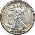 Walking Liberty Half Dollars, 1916 50C MS66 PCGS....