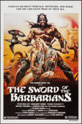 "Movie Posters:Adventure, Sword of the Barbarians & Others Lot (Cannon, 1983). One Sheets(3) (26.5"" X 39"" & 27"" X 41""). Adventure.. ... (Total: 3 Items)"