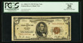 Small Size:Federal Reserve Bank Notes, Fr. 1850-F* $5 1929 Federal Reserve Bank Note. PCGS Apparent Very Fine 20.. ...