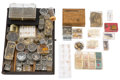 Timepieces:Other , Big Box Of Vintage Watch Parts. ...