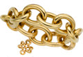 Estate Jewelry:Bracelets, H. Stern Gold Bracelet. ...