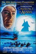 "Movie Posters:Academy Award Winners, Lawrence of Arabia (Columbia, R-2002). 40th Anniversary One Sheet(26.75"" X 39.75"") DS. Academy Award Winners.. ..."