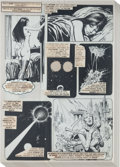"Original Comic Art:Panel Pages, Jose Ortiz Vampirella #98 ""The Haitian Connection"" PartialStory Original Art (Warren, 1981).... (Total: 8 Original Art)"