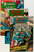Silver Age (1956-1969):Superhero, Action Comics Group (DC, 1968-69) Condition: Average FN/VF.... (Total: 18 Comic Books)