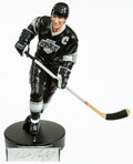 Hockey Collectibles:Others, Wayne Gretzky Signed Gartlan Statue....