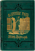 "Books:Literature Pre-1900, Alexander Sweet and John Knox. Sketches From ""TexasSiftings"". New York: Texas Siftings Publishing Company, 1882..."