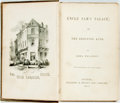 Books:Literature Pre-1900, Emma Wellmont. Uncle Sam's Palace; or, the Reigning King.Boston: Benjamin B. Mussey and Company, 1853. First ed...