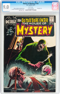 Bronze Age (1970-1979):Horror, House of Mystery #192 (DC, 1971) CGC VF/NM 9.0 White pages....