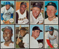 Baseball Cards:Sets, 1964 Topps Giants Baseball Complete Set (60) Plus Extra Ford. ...