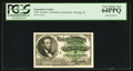 "Miscellaneous:Other, World's Columbian Exposition Lincoln ""A"" Ticket 1893 PCGS VeryChoice New 64PPQ.. ..."