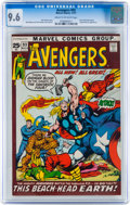 Bronze Age (1970-1979):Superhero, The Avengers #93 (Marvel, 1971) CGC NM+ 9.6 Cream to off-white pages....