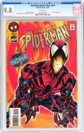Modern Age (1980-Present):Superhero, The Amazing Spider-Man #410 (Marvel, 1996) CGC NM/MT 9.8 Whitepages....