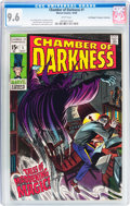 Silver Age (1956-1969):Horror, Chamber of Darkness #1 Don/Maggie Thompson Collection pedigree(Marvel, 1969) CGC NM+ 9.6 White pages....