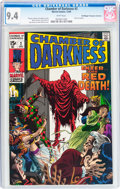 Silver Age (1956-1969):Horror, Chamber of Darkness #2 Don/Maggie Thompson Collection pedigree(Marvel, 1969) CGC NM 9.4 White pages....