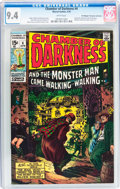 Bronze Age (1970-1979):Horror, Chamber of Darkness #4 Don/Maggie Thompson Collection pedigree(Marvel, 1970) CGC NM 9.4 White pages....