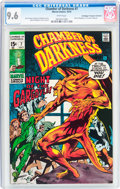 Bronze Age (1970-1979):Horror, Chamber of Darkness #7 Don/Maggie Thompson Collection pedigree(Marvel, 1970) CGC NM+ 9.6 White pages....