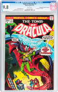 Bronze Age (1970-1979):Horror, Tomb of Dracula #12 Don/Maggie Thompson Collection pedigree(Marvel, 1973) CGC NM/MT 9.8 White pages....